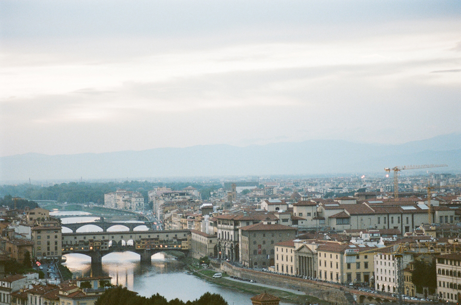 film photo of florence
