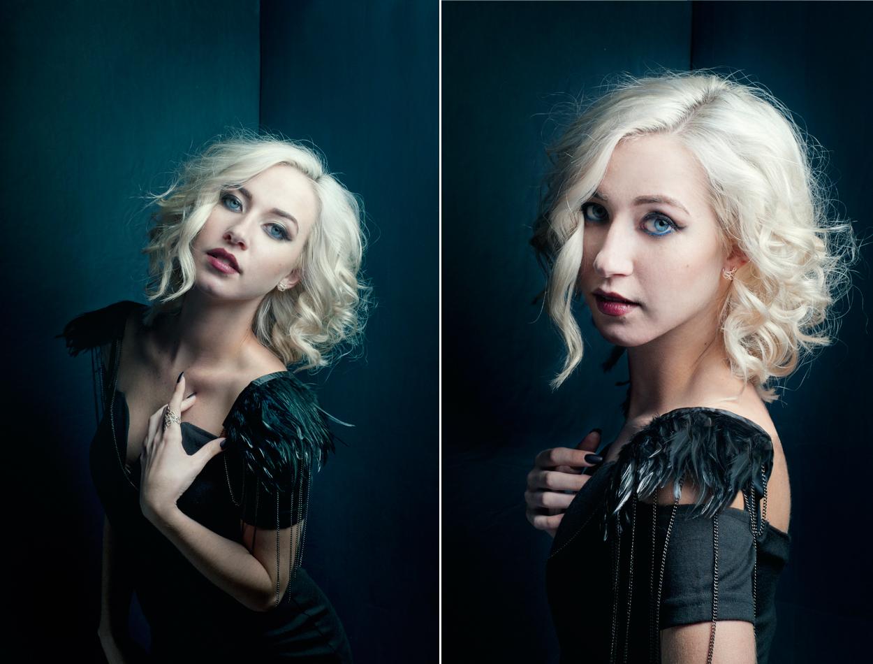 maryland studio fashion photos