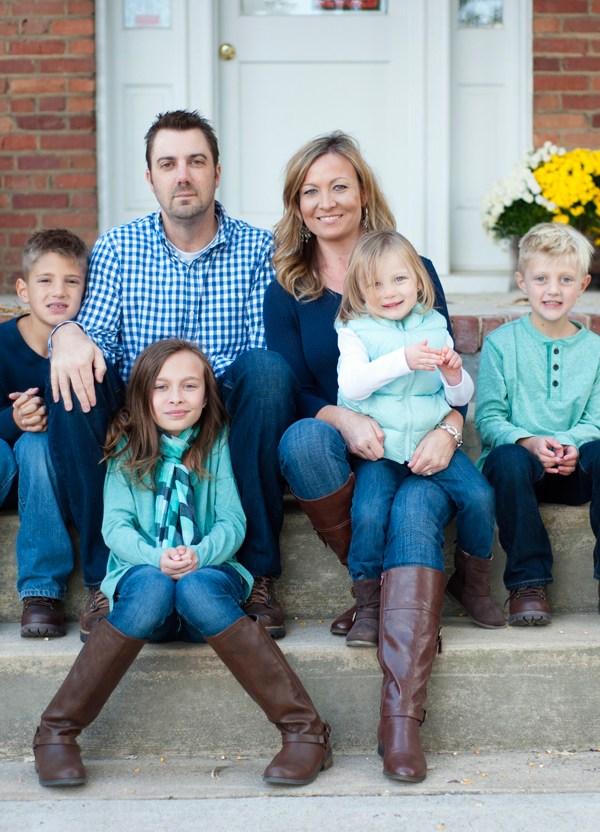 Severna Park Family Portraits