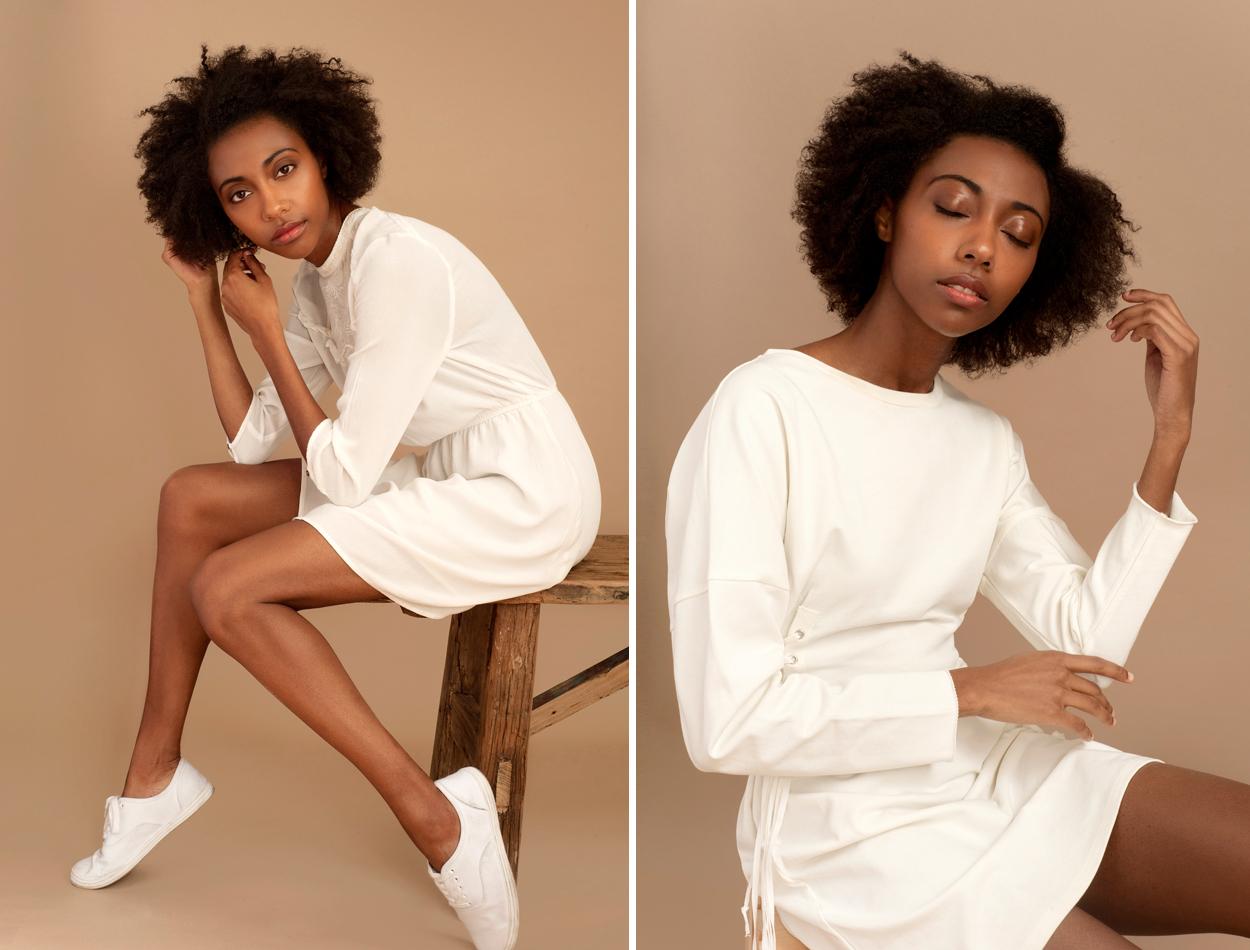 model photos in Baltimore studio