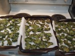 Krispy Kale Chips - baked
