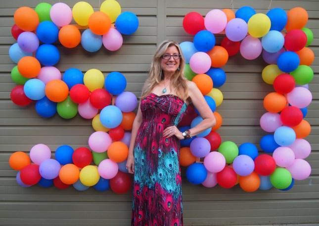 Jo-Ann Blondin - Fabulous at 50 Copyright Jo-Ann Blondin/Scott Law