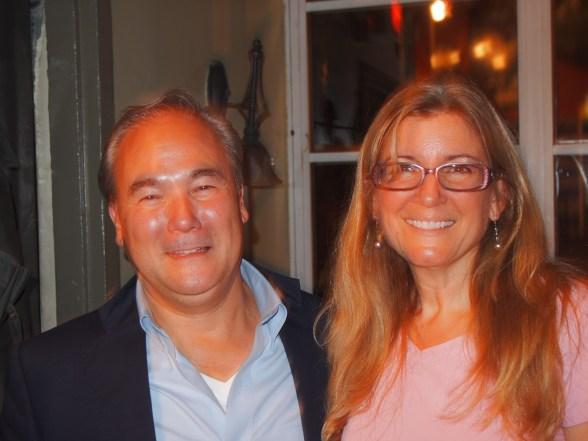 William Davis MD Author of Wheat Belly with Jo-Ann Blondin Holistic Nutritionist - Copyright Jo-Ann Blondin