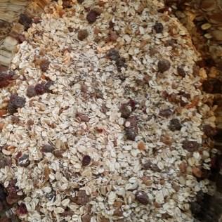 Homemade Wheat Free Oatmeal to go - Copyright Jo-Ann Blondin