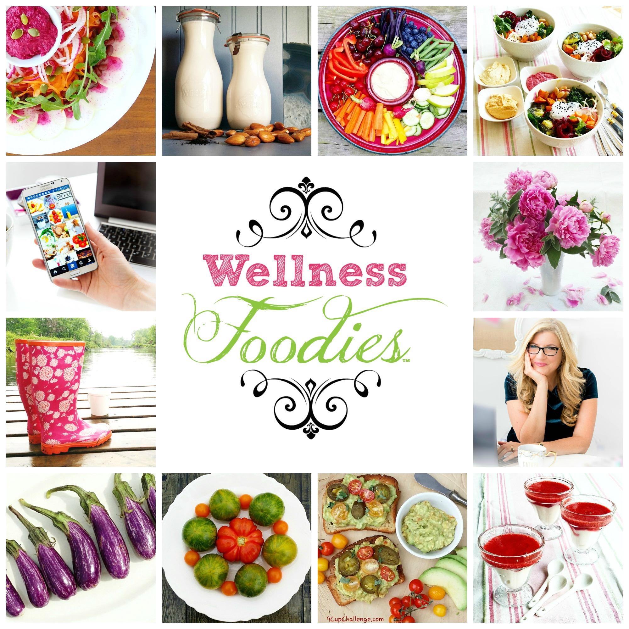 Instagram for Wellness Foodies