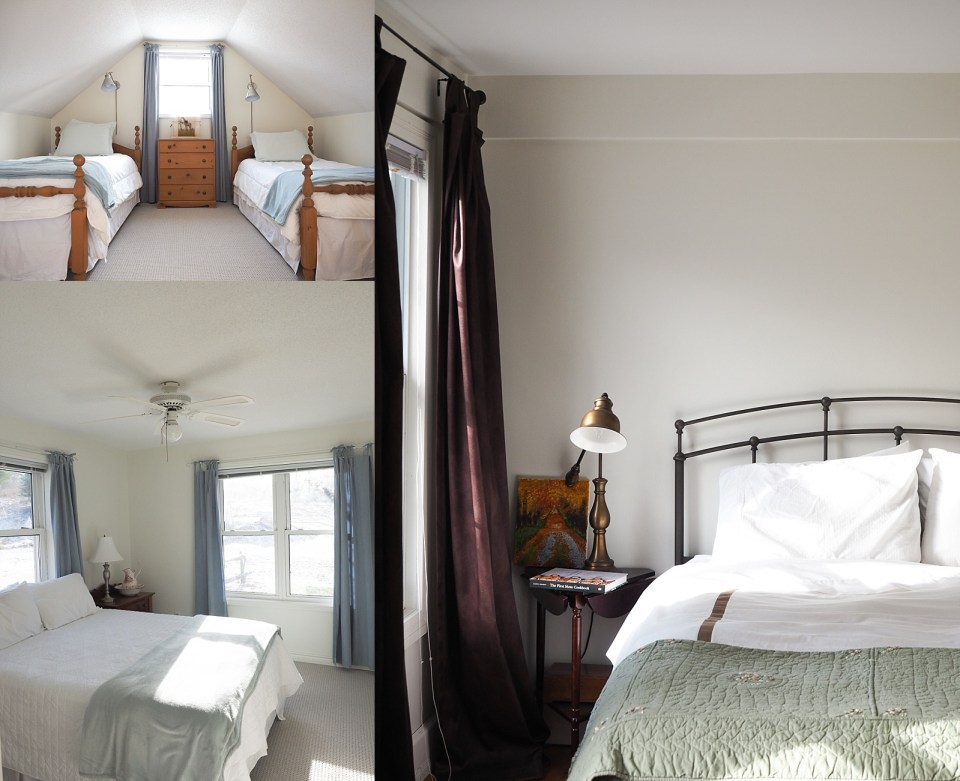 Riverbend bedrooms