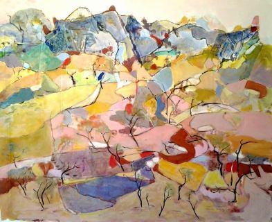 Patchwork Valley by Carmen Beezley-Drake