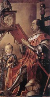 pedro_berruguete_-_prince_federico_da_montefeltro_and_his_son_-_wga02085