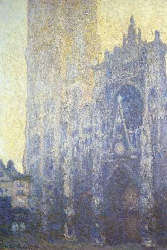 Claude_Monet_-_Rouen_Cathedral,_Facade_and_Tour_d'AlbaneI