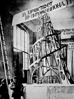 tatlins_tower_maket_1919_year