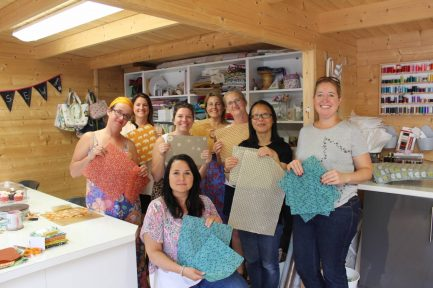 Team Beeswax Wraps