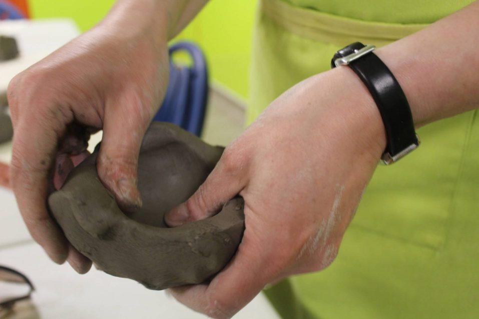 clay workshop team building socials