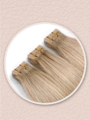 Invisible Tape Skin Weft Hair Extensions