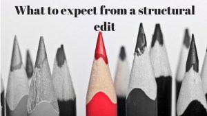 What to expect from a structural edit