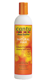 Cantu Shea Butter Conditioning Creamy Hair Lotion for Natural Hair