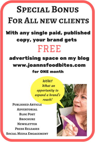 JoAnn Johnson Freelance Writer
