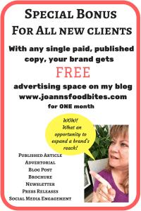 JoAnn Johnson Freelance Writer