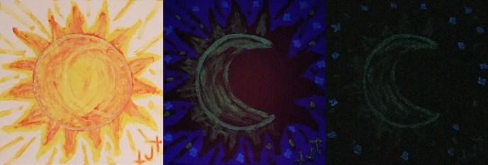 Day&Night Sonne/Mond