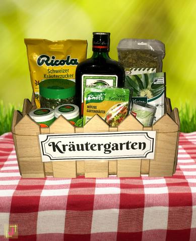 Der Kräutergarten - einfache DIY Männer-Geschenke