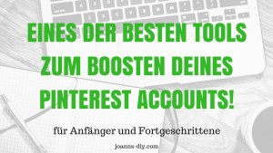 Tailwind zum boosten deines Pinterest Accounts