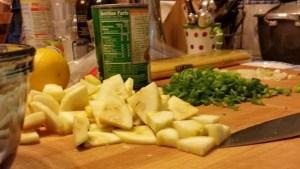 Chicken Lemon Pasta