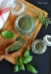 Grow your own herbs to reduce food waste