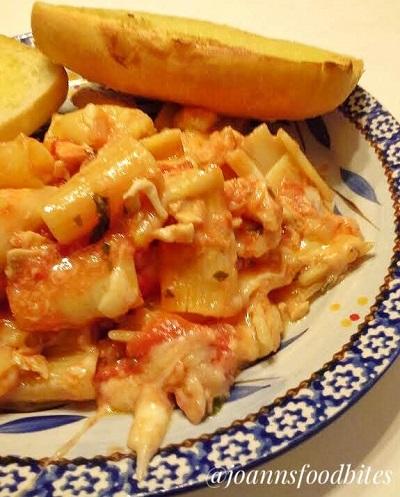 Chicken Zucchini Rigatoni Recipes