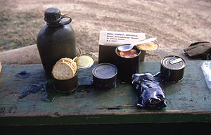 C-Ration Vietnam War