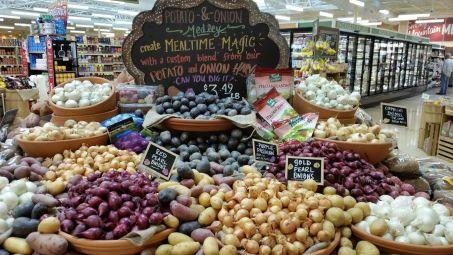 Potatoes at Lowe's Foods