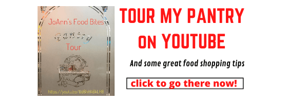 Tour my food pantry here