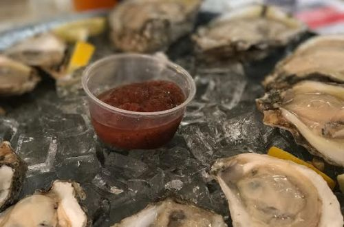 Shuck's Oyster Bar Sampler