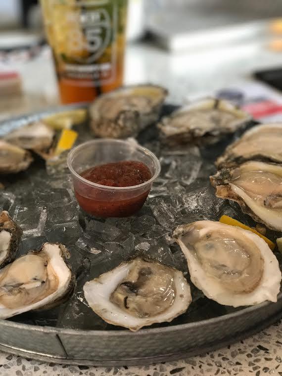 Shuck's Oyster Bar Sampler