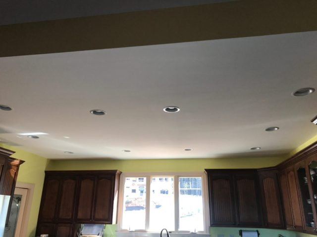 Lighting in kitchen design