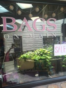 Bags on Main Highlands, North Carolina