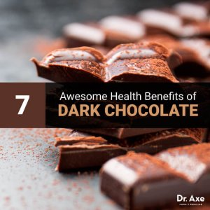 Dark Chocolate Reduces Stress