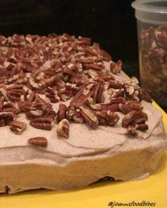 Cinnamon Spice Cake Recipe