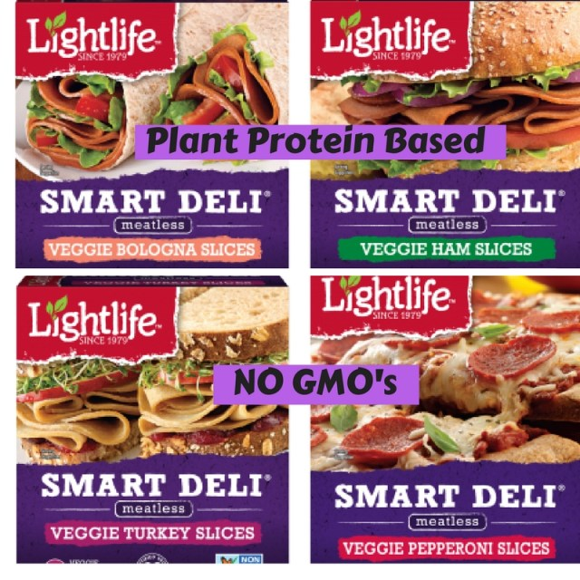 Lightlife plant based protein