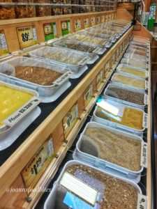 Grains at Sprouts/JoAnn's Food Bites
