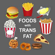 Trans Fat examples