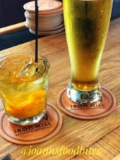 Iron Hill Brewery Bourbon Blossom