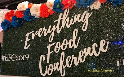 Everything Food Conference Banner