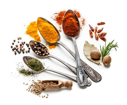 how to use spices and flavors