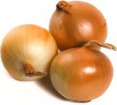 three globe onions