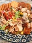 Chicken Finger Salad