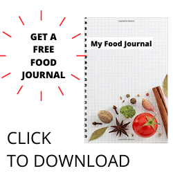 FREE FOOD JOURNAL