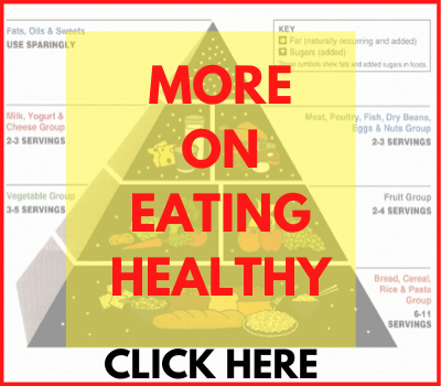 more about eating healthy icon