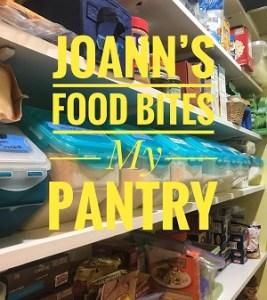 JoAnn's Food Bites Pantry