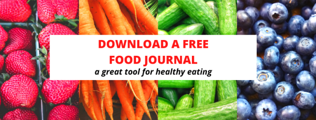 download a free food journal