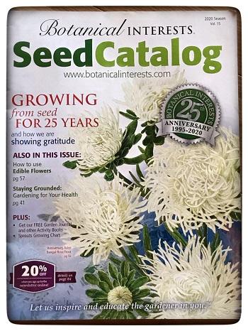 Botanical Interest 2020 Catalog