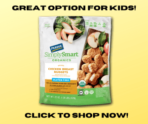 BAG OF PERDUE CHICKEN BREAST NUGGETS